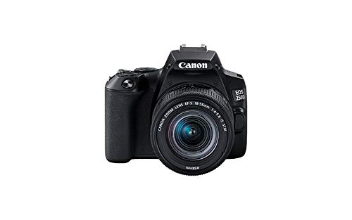 Camara reflex canon