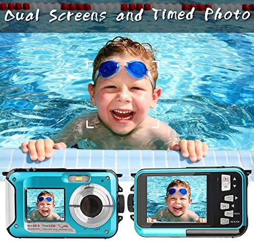 Cámara de foto acuática